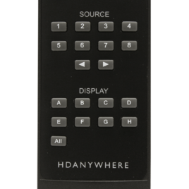 HD Anywhere Remote Controls