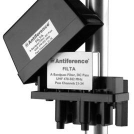 UHF Band Pass Filters