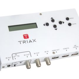 Triax HDMI to COFDM Modulator
