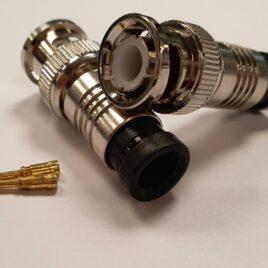RG59 Crimp BNC Connectors